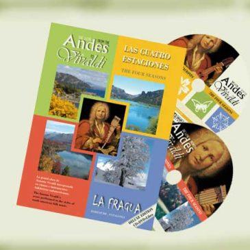 2013 – CD los Andes a Vivaldi – Las cuatro estaciones