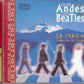 """2001 – """" De los Andes a los Beatles"""" VOL.1"""