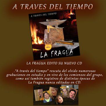 Nuevo CD: A Través del Tiempo (2014)