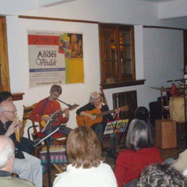 Nota Diario El Cordillerano – Presentación obra Vivaldi en Sala de Prensa