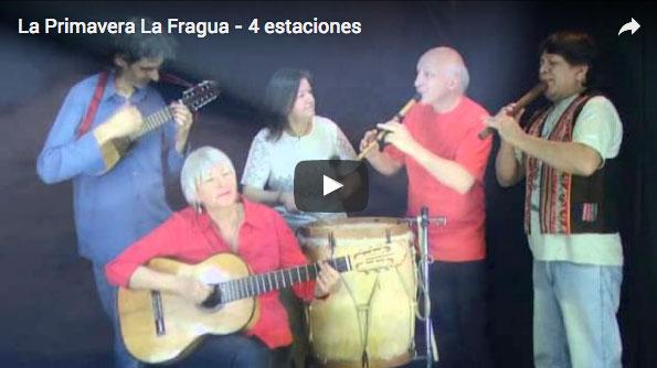 Nuevo Videoclip: La Primavera de Vivaldi